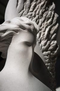 anđeo skulpture od kamena