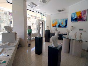 Jaksic galerija art gallery split