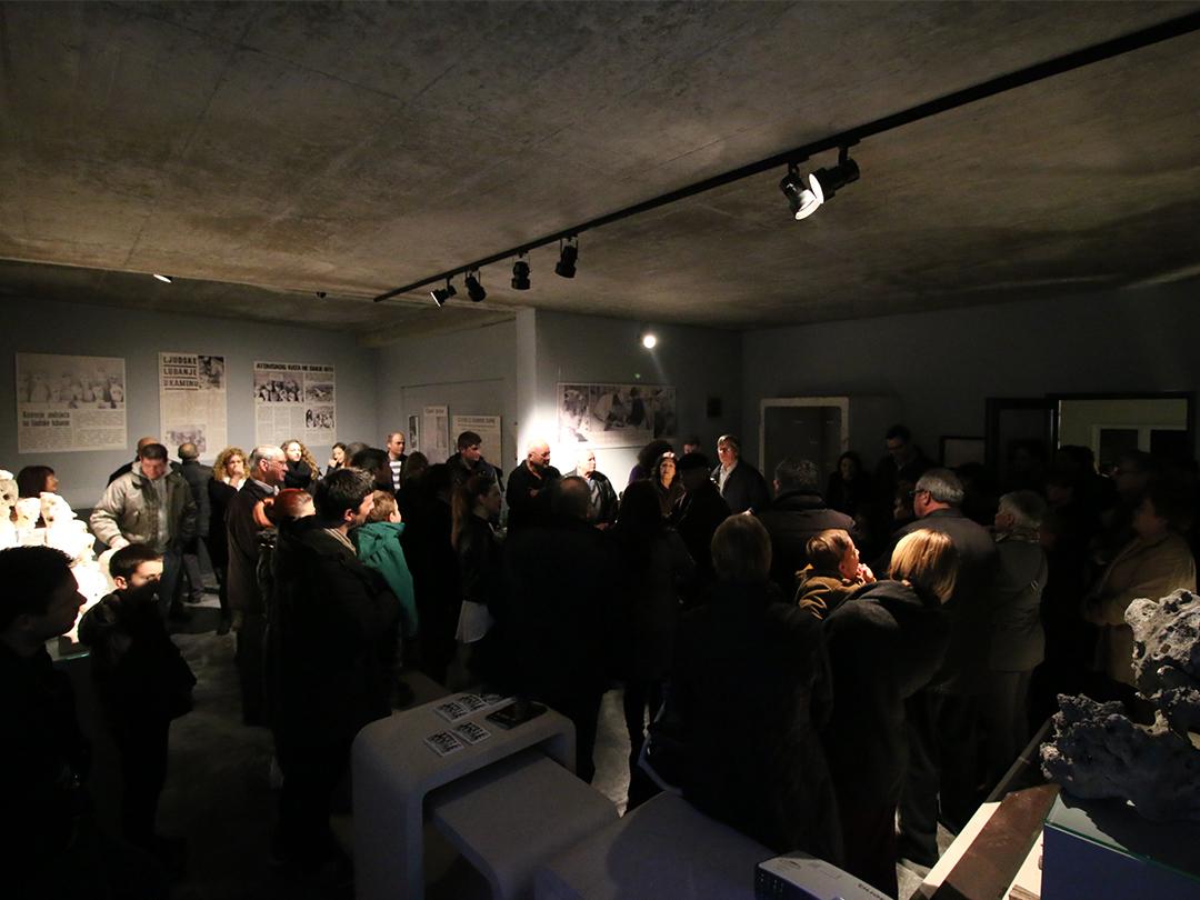 Noć Muzeja Jaksic galerija otok brač