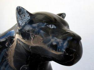 kamena skulptura Puma Jaguar Lovre Jaksic