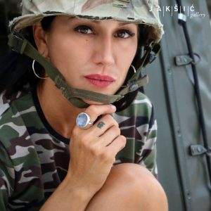 Ana Rucner - nakit od Ide Stipčić Jakšića