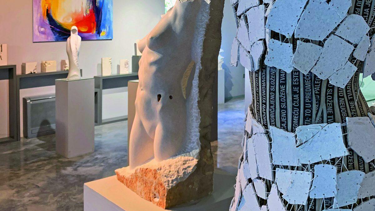 Glas mode - Jaksic galerija